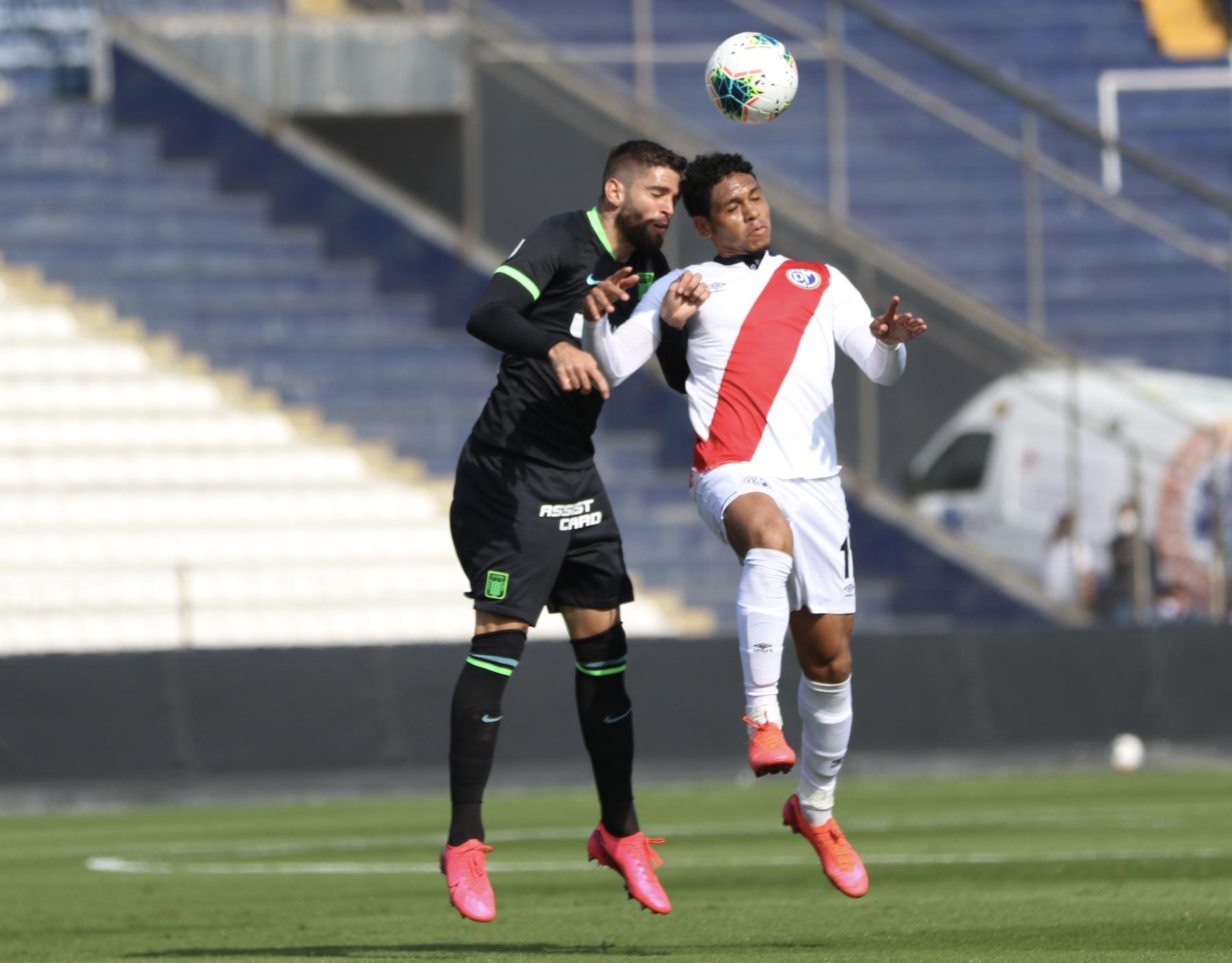 Alianza Lima y Municipal igualaron a un gol en el estadio Alejandro Villanueva