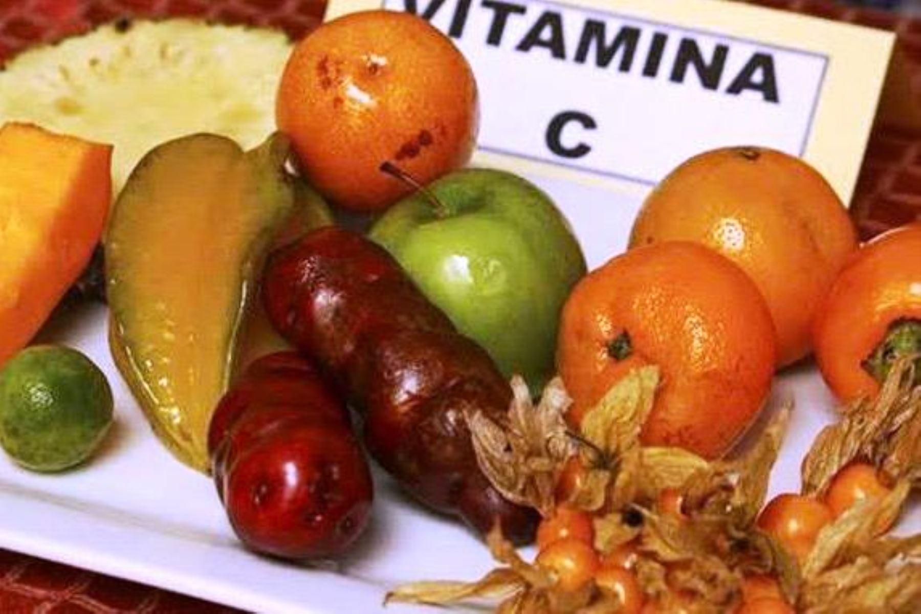 Consumo de vitamina C fortalece el sistema inmunológico ante enfermedades infecciosas. Foto: ANDINA/Difusión.