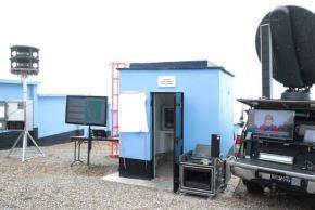 Estación del Sistema de Alerta Sísmica del Perú (Saspe). Foto: IGP/Difusión.