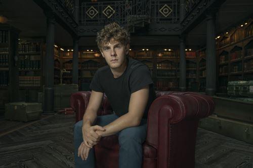 Patrick Criado se incorpora a las grabaciones de la quinta temporada de La Casa de Papel.
