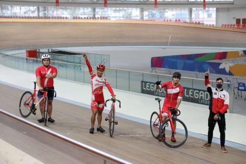 Ciclismo: Velódromo de la Videna abre sus puertas a los entrenamientos