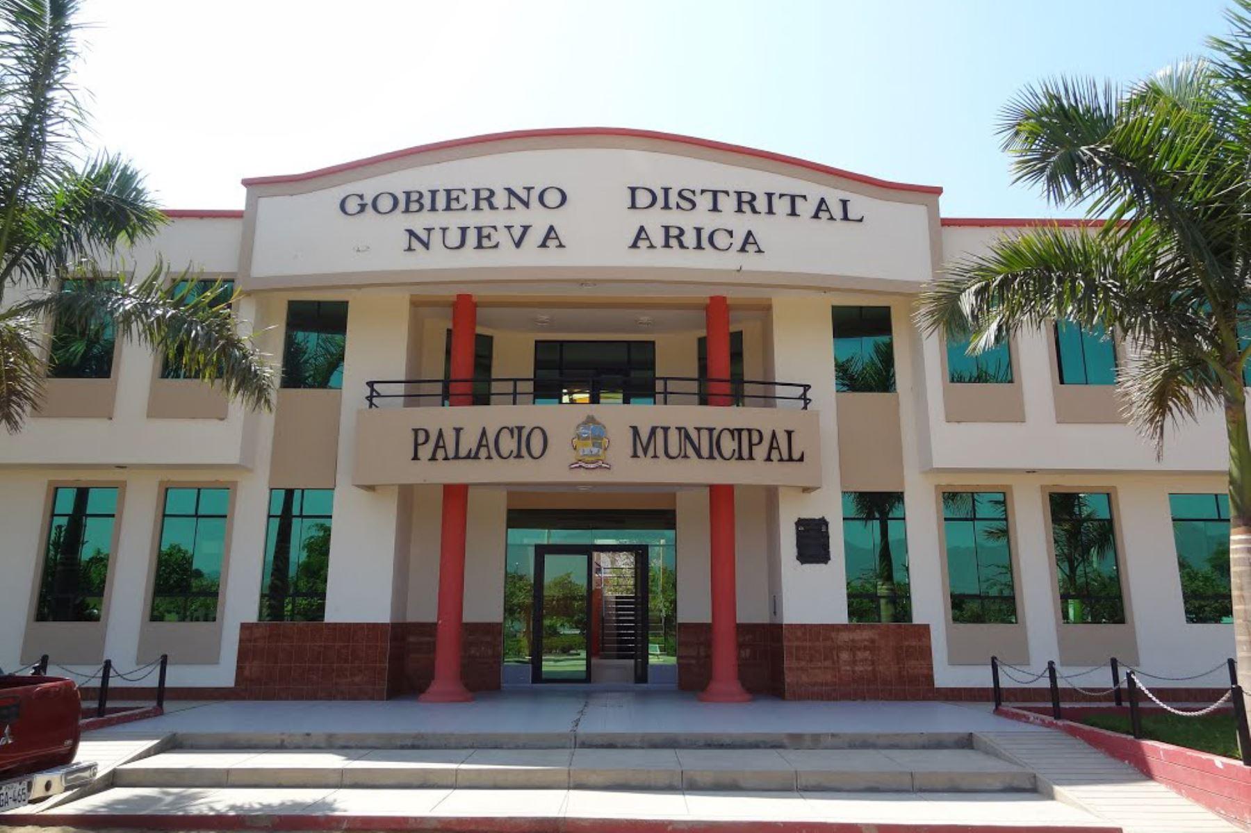 El distrito de Nueva Arica está ubicado en la provincia de Chiclayo, región Lambayeque. Foto: ANDINA/Difusión