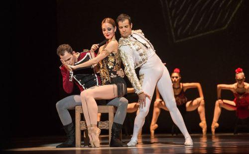 """""""Carmen"""" se presenta con el Ballet Nacional del Perú a través de GTN En Vivo."""
