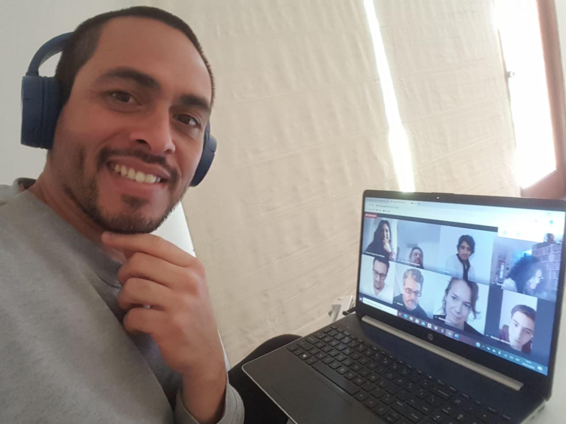 """Intercambio Cultural virtual llega con """"Teatro sin fronteras"""""""