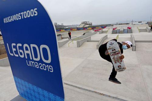 Coronavirus: El patinaje de velocidad, skateboarding y roller freestyle regresaron