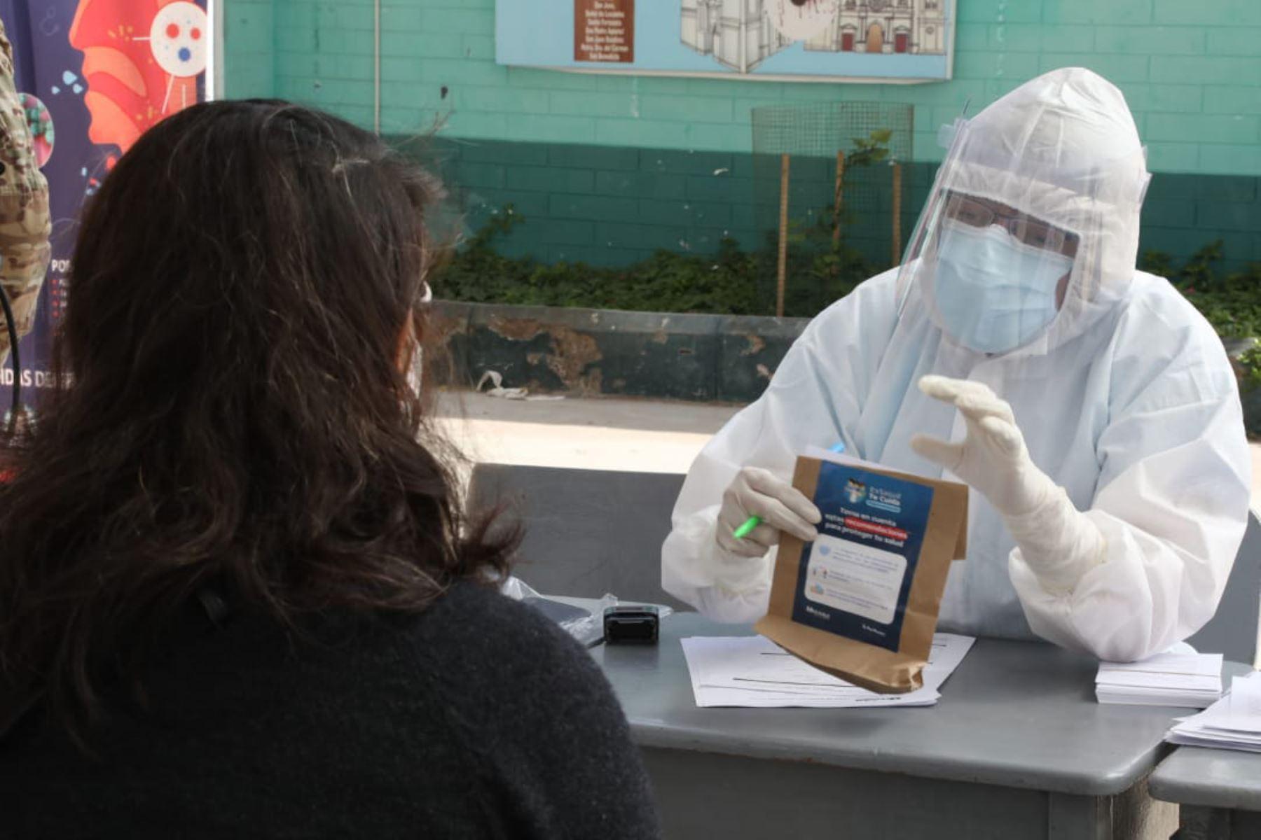 Villa Essalud Ilo fue implementado para ser un centro de atencion para pacientes con covid-19 en esa localidad. Foto: Essalud