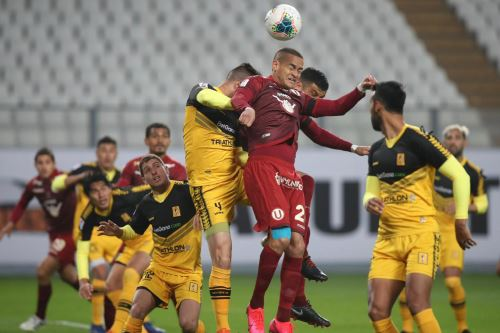 Universitario de Deportes empató 0 a 0 ante Cantolao en estadio Nacional