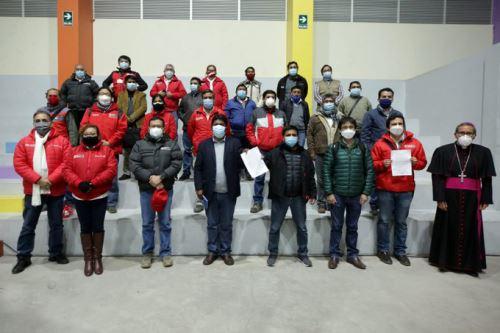 Comisión de Alto Nivel del Ejecutivo logró fomentar acuerdos entre la compañía minera Antapaccay y las autoridades locales de la provincia de Espinar