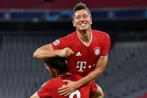 Bayern Munich goleó 4-1 a Chelsea y se metió a cuartos de final de la Champions League