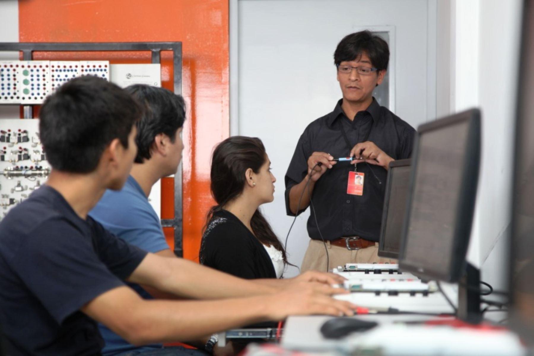 Minedu: 40 institutos tecnológicos públicos recibirán más de S/ 17 millones. Foto: ANDINA/difusión.