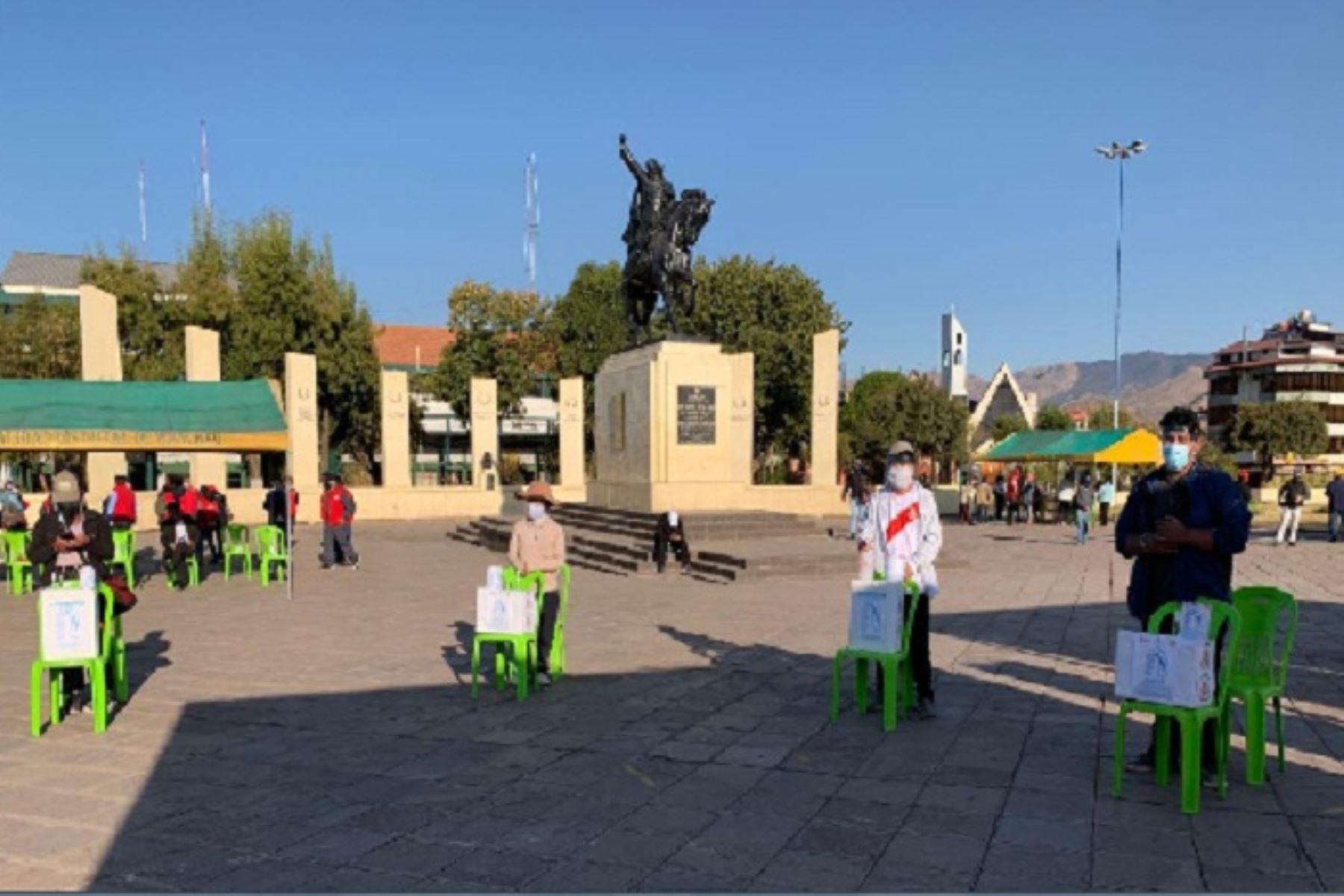 Campaña Respira Cusco recaudó más de S/ 379 para adquirir balones de oxígeno