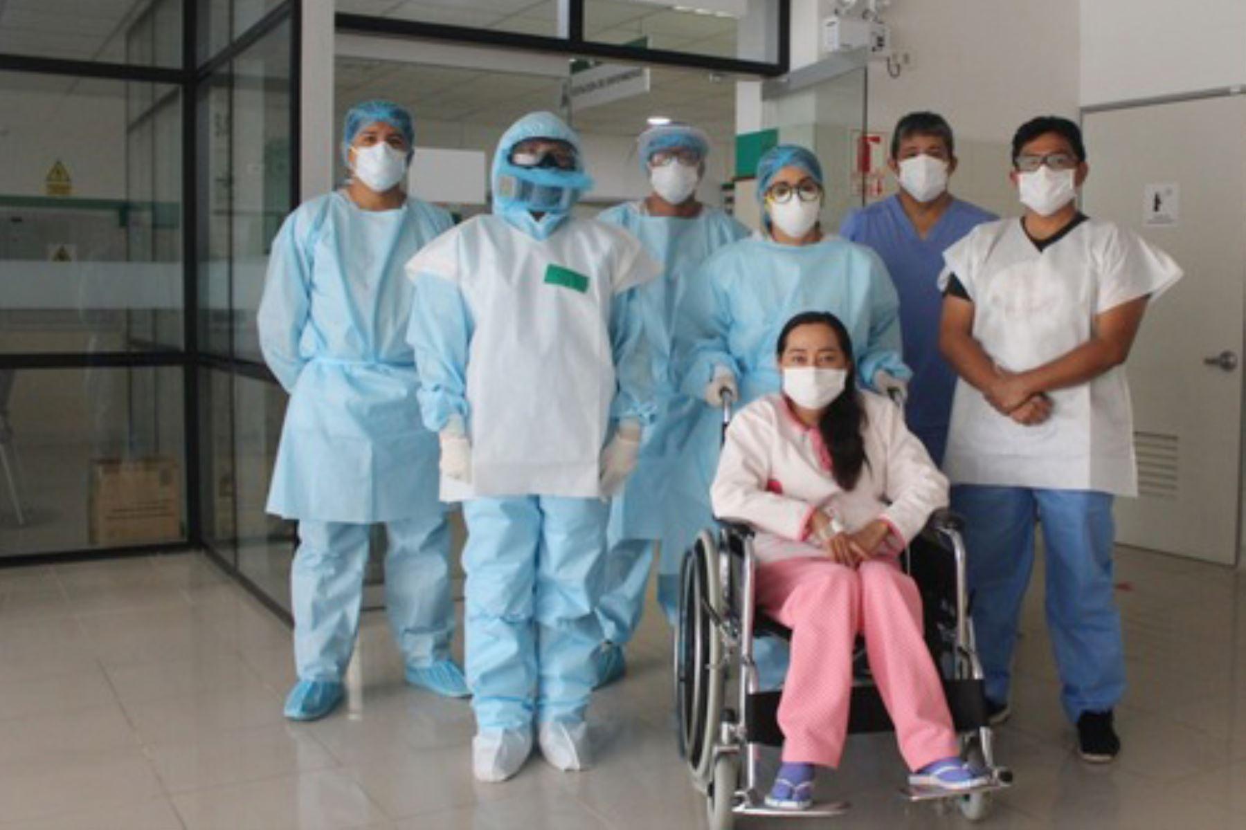 El Minsa informó que 329,404 personas cumplieron su periodo de aislamiento domiciliario o fueron dadas de alta de un establecimiento de salud. Foto: ANDINA/Difusión