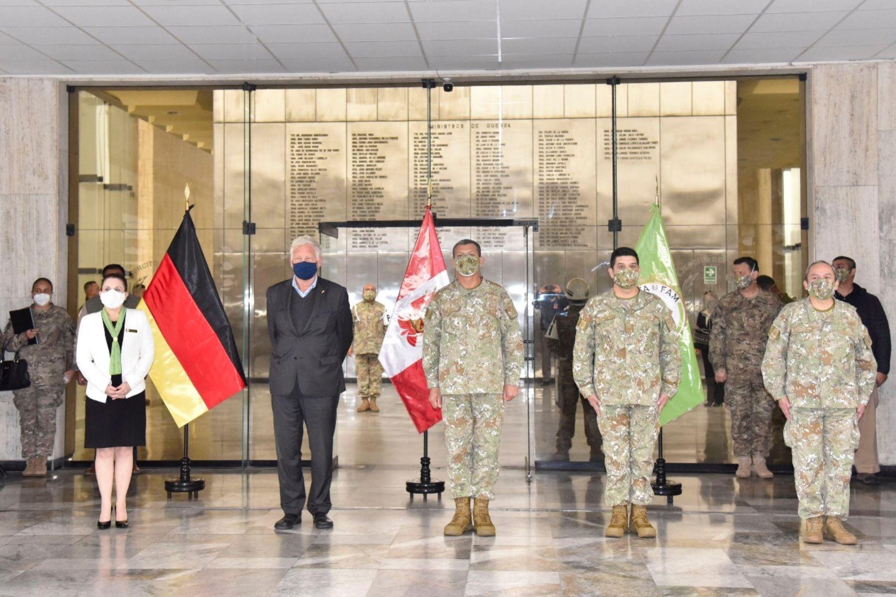 Photo: German Embassy in Peru