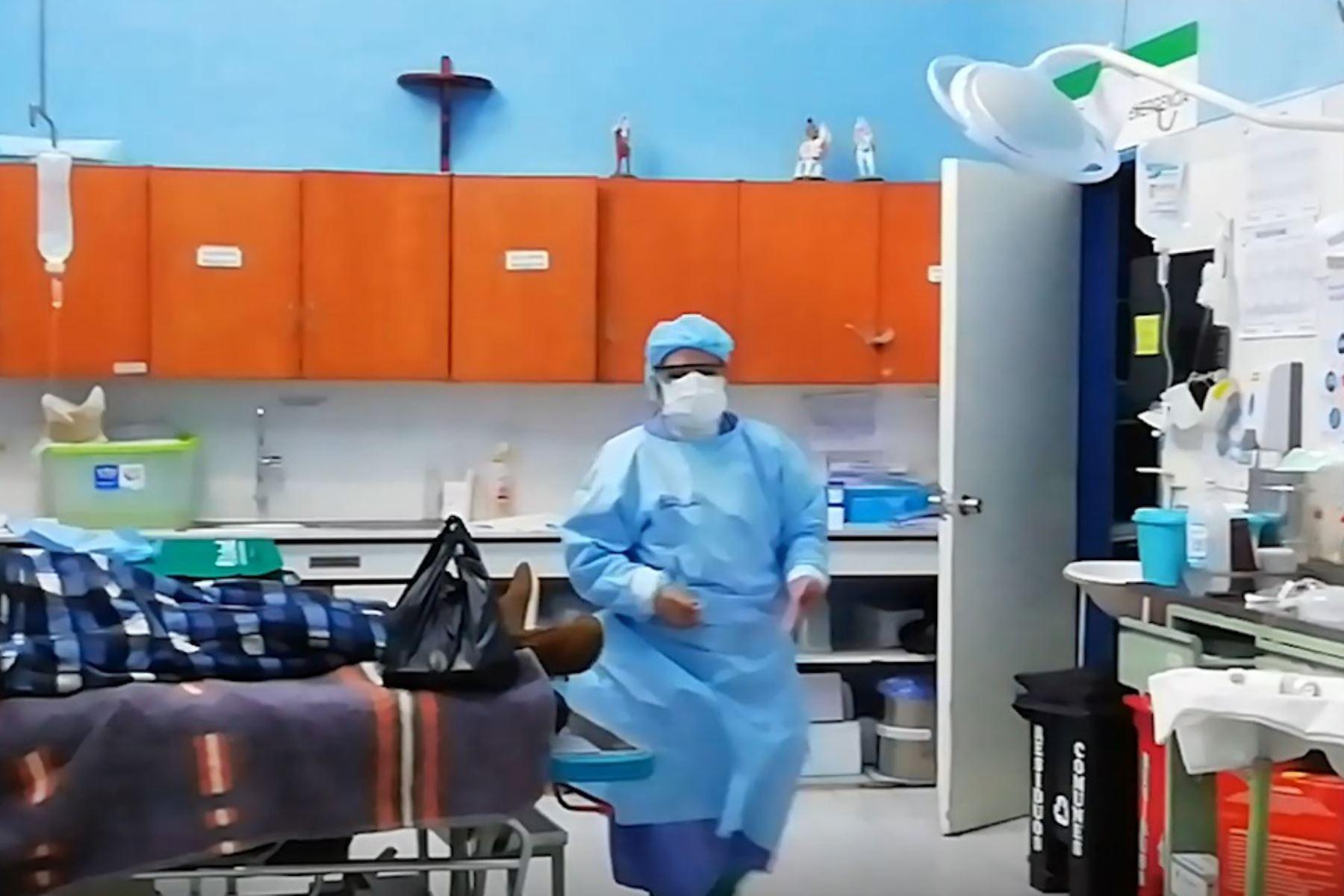 EsSalud brindará una mejor respuesta ante el incremento de contagios con el nuevo coronavirus. Foto: ANDINA/Difusión