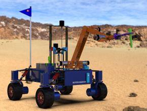Desde Perú, el equipo de la UNI controlará el robot de exploración espacial
