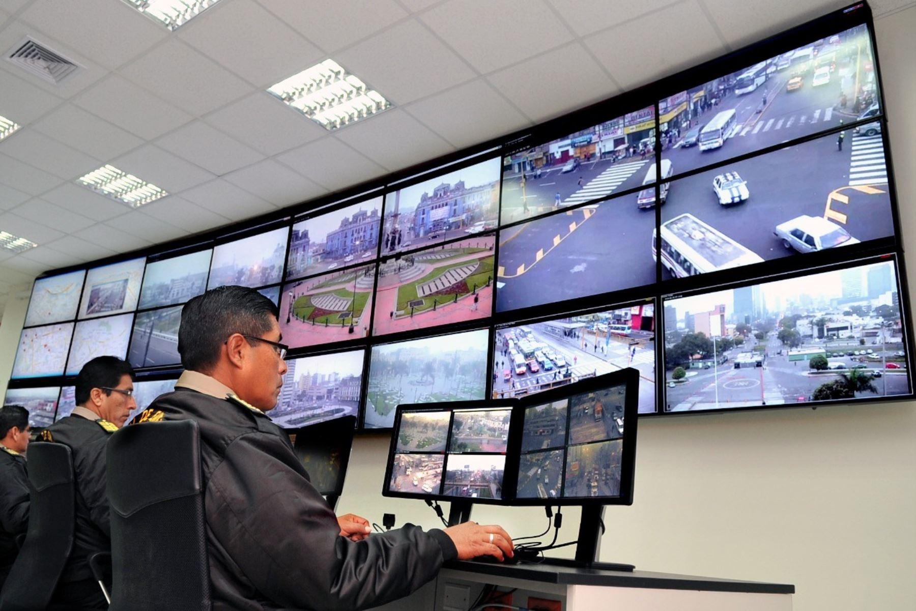 Equipos de alta tecnología y nuevas comisarías reforzarán lucha contra la delincuencia. Foto: ANDINA/Difusión.