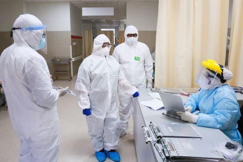 Coronavirus: Minsa envía  más de 20 toneladas de recursos para combatir el covid -19 en Moquegua