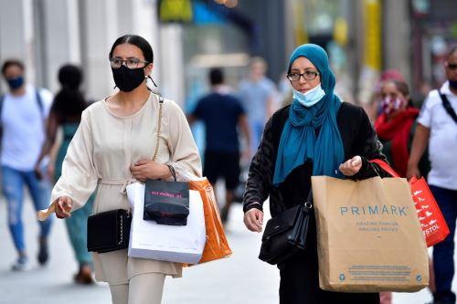 Coronavirus: Capital de Bélgica hace obligatorio el uso de mascarilla
