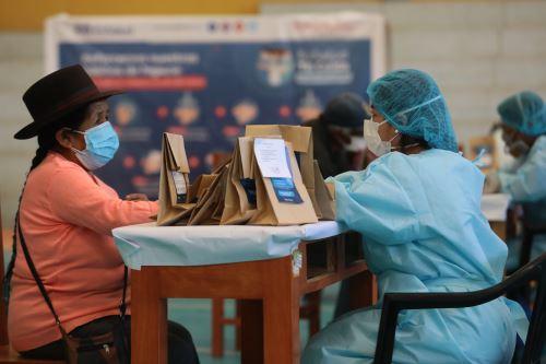 Coronavirus: Essalud realiza actividades de prevención en Moquegua
