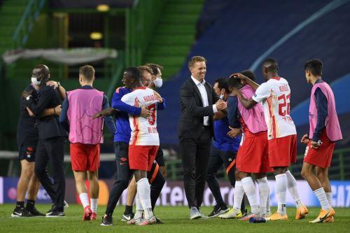 Liga de Campeones: Leipzig vence al Atlético y alcanza una semifinal histórica