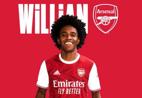 Brasileño Wilian fichó por el Arsenal tras salir del Chelsea. (Foto: Arsenal)