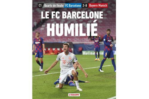 Así informan los medios internacionales la humillación sin precedentes del Bayern al Barcelona