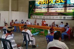 Más de un centenar de comunidades indígenas de la región Junín recibieron kits de alimentos. Foto: ANDINA/Difusión