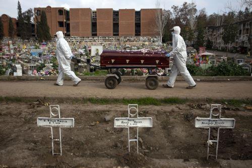 America Latina supera los 6 millones de casos de Covid-19