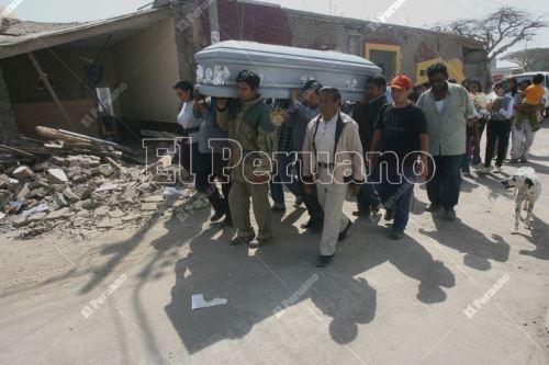 A 13 años del terremoto que devastó la ciudad de Pisco