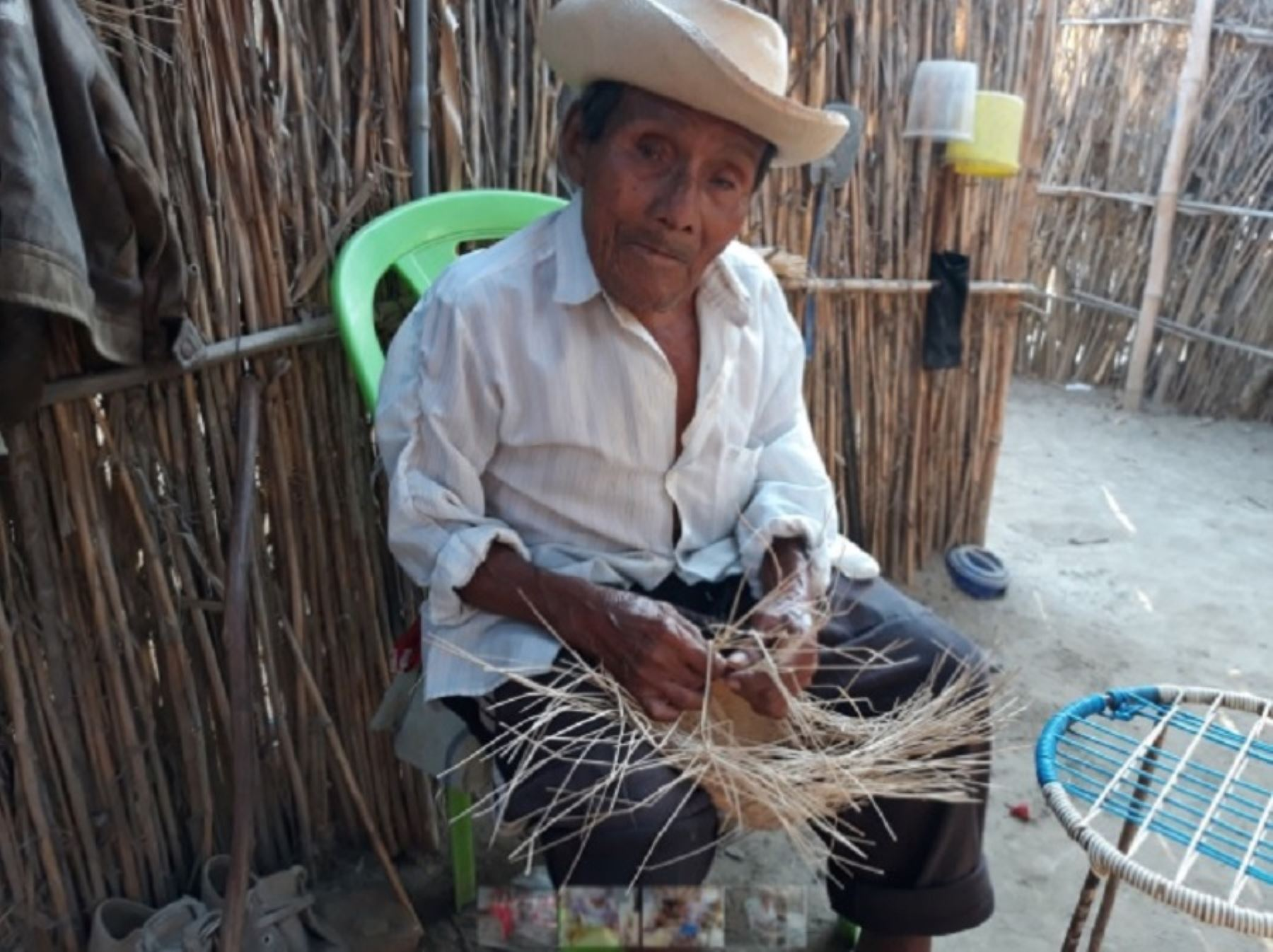 Pensión 65: usuarios de Piura contribuyen a preservar patrimonio y saberes productivos. Foto: Pensión 65/Midis
