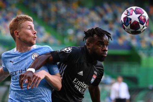 Manchester City se enfrenta al Lyon por la UEFA Champions League