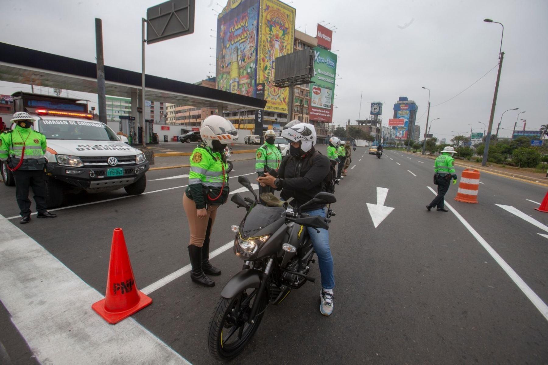 Gobierno dio a conocer nueva clasificación para Lima y Callao que regirá entre el lunes 21 de junio y el 11 de julio. Foto:ANDINA/Difusión