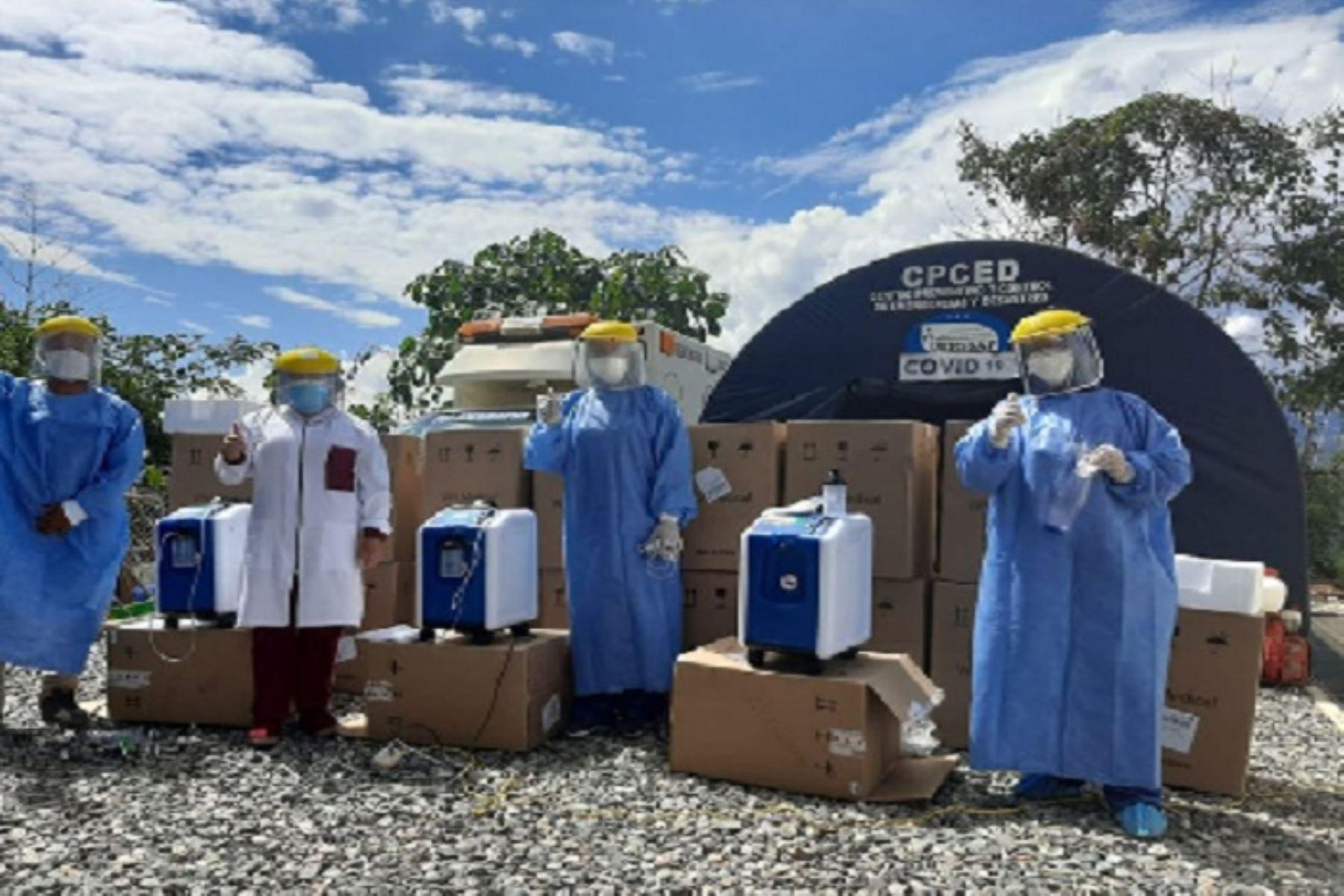 La donación, que asciende a la suma de 270,000 dólares proporcionados por Google.org, brazo filantrópico de Google, será destinado a las acciones que viene realizando Unicef en Perú y servirá para la compra de concentradores de oxígeno, equipos de protección personal para personal de salud e instalación de estaciones de lavado de manos. ANDINA/archivo