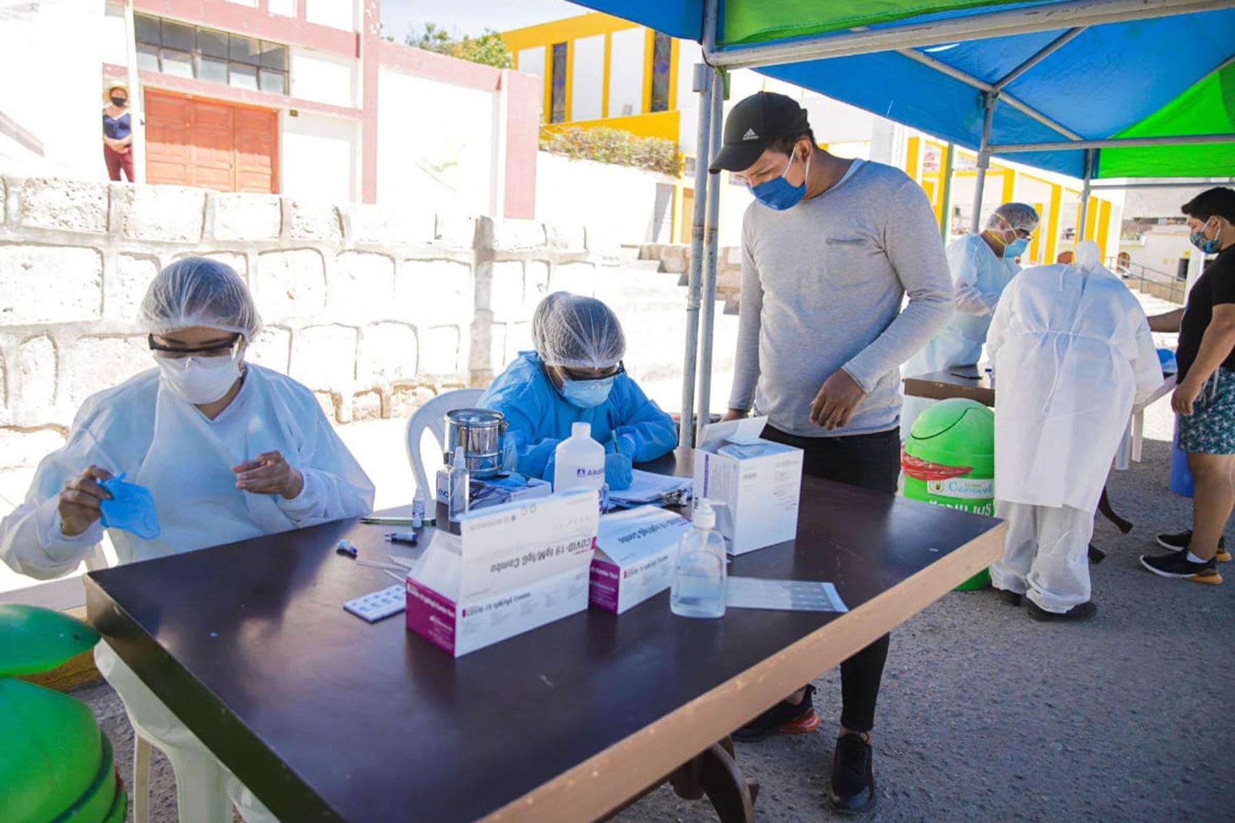 Minsa destaca resultados alcanzados en Arequipa donde se levantó la cuarentena | Noticias