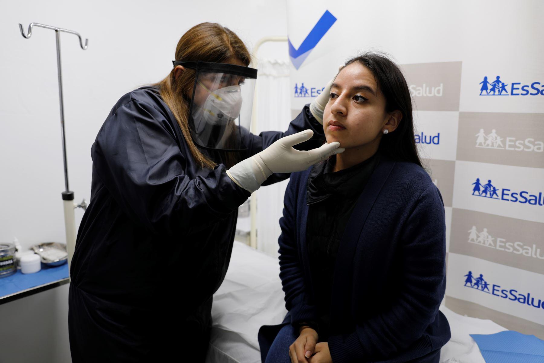 ¡Atención! Se incrementan males dermatológicos durante emergencia sanitaria. Foto: ANDINA/difusión.