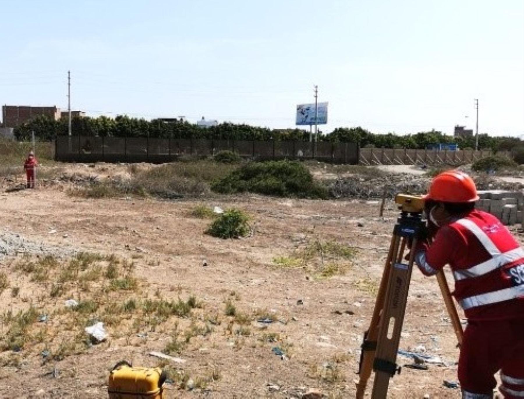 Se reiniciaron los trabajos de mejoramiento de la pista de aterrizaje del aeropuerto de Chiclayo, en Lambayeque, informó el MTC. ANDINA/Difusión