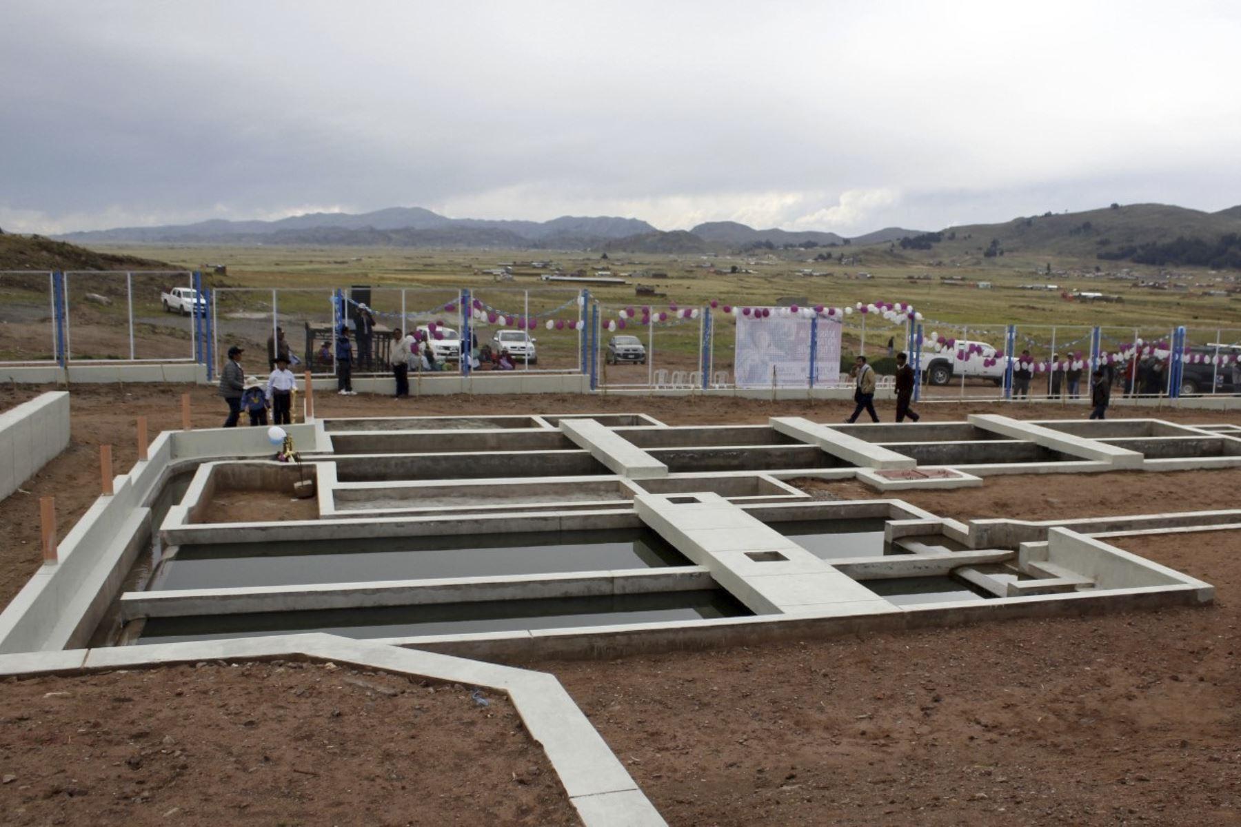 El plan Arranca Perú 2 transfirió S/ 114 millones a municipios de Cusco para financiar obras de saneamiento rural. ANDINA/Difusión