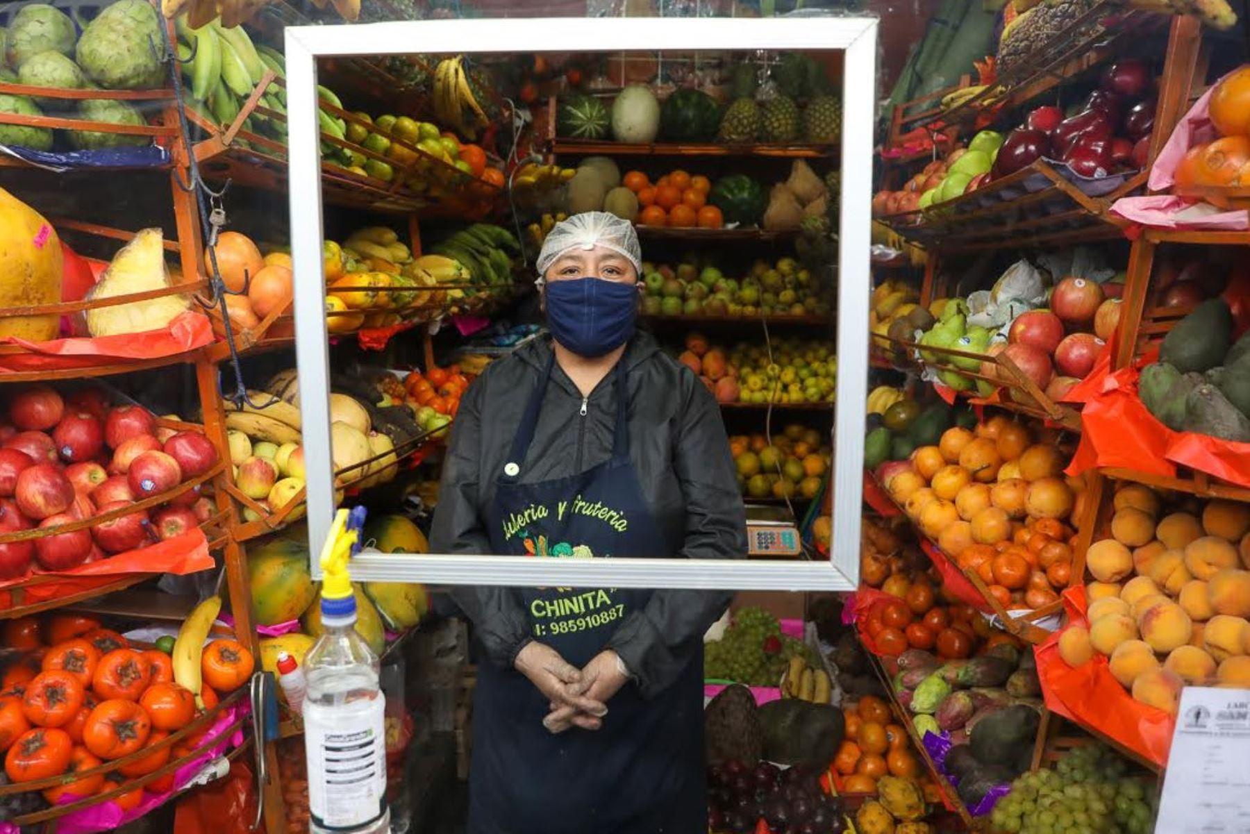 Comercio. Foto: ANDINA/Difusión