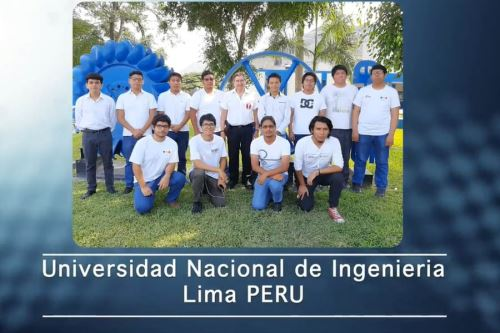 Tharsis team from Peru