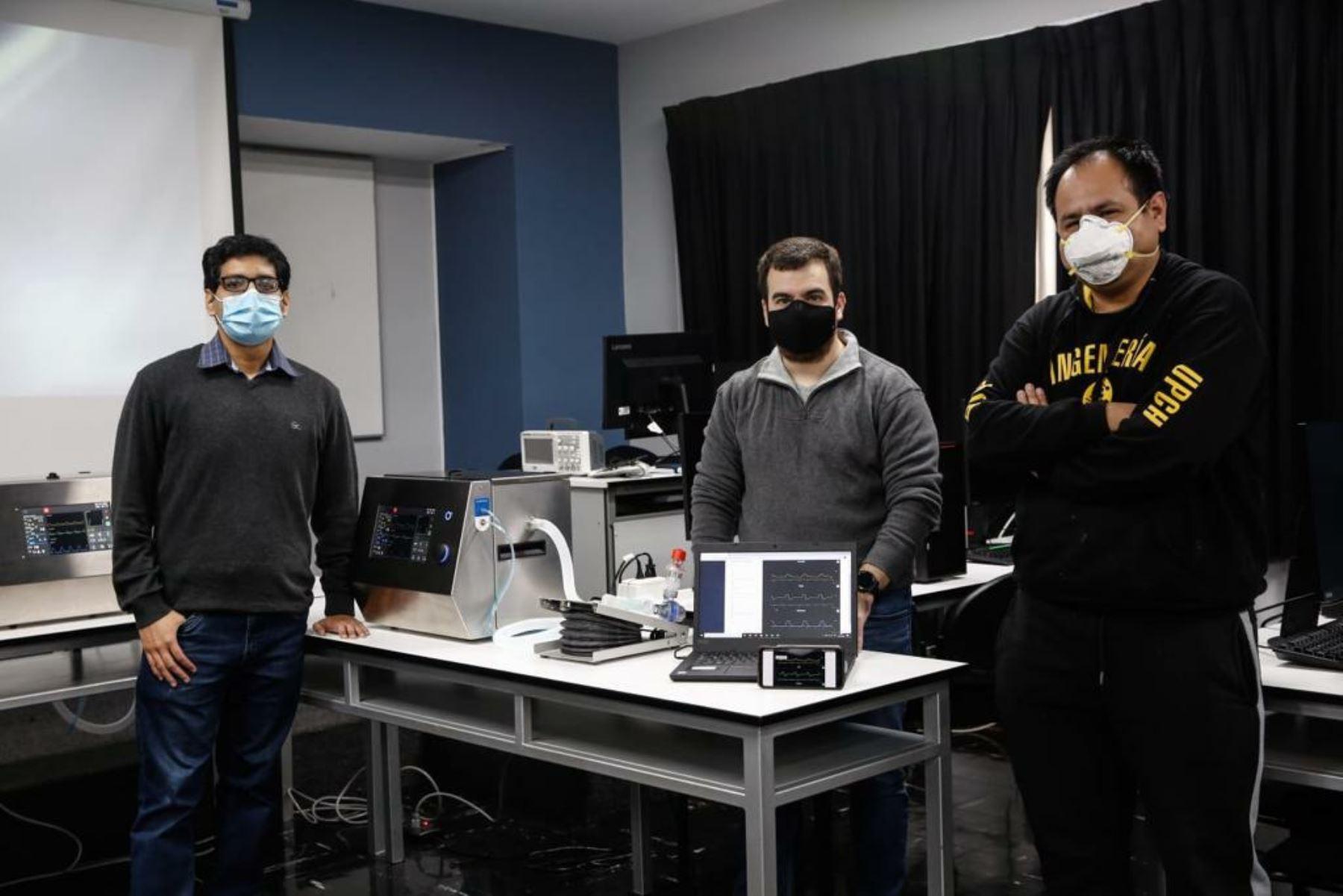 Estos equipos podrán ser monitoreados -a distancia- por los médicos, quienes podrán evaluar  a sus pacientes, a través de un celular, tablet o laptop.