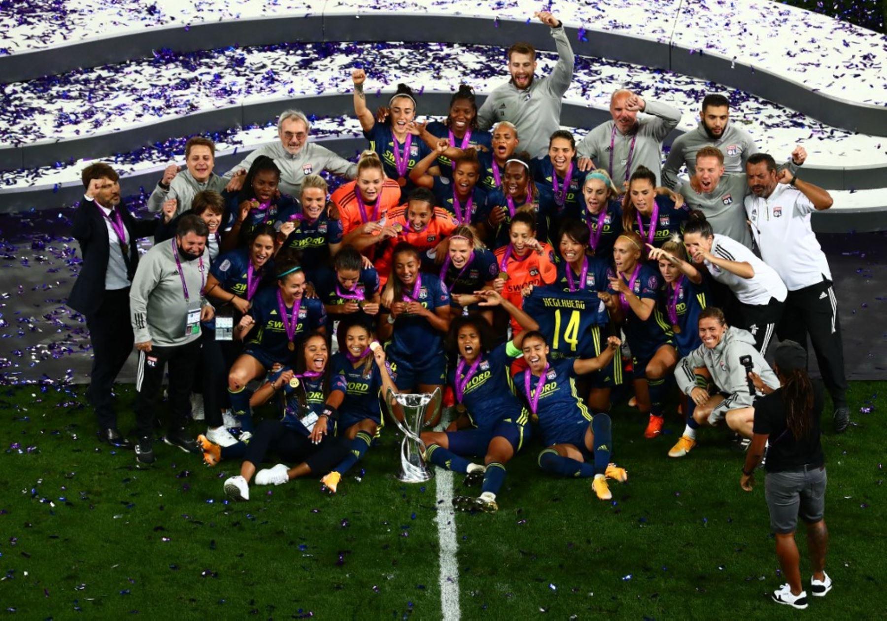 Lyon conquista su quinta Champions femenina consecutiva | Noticias