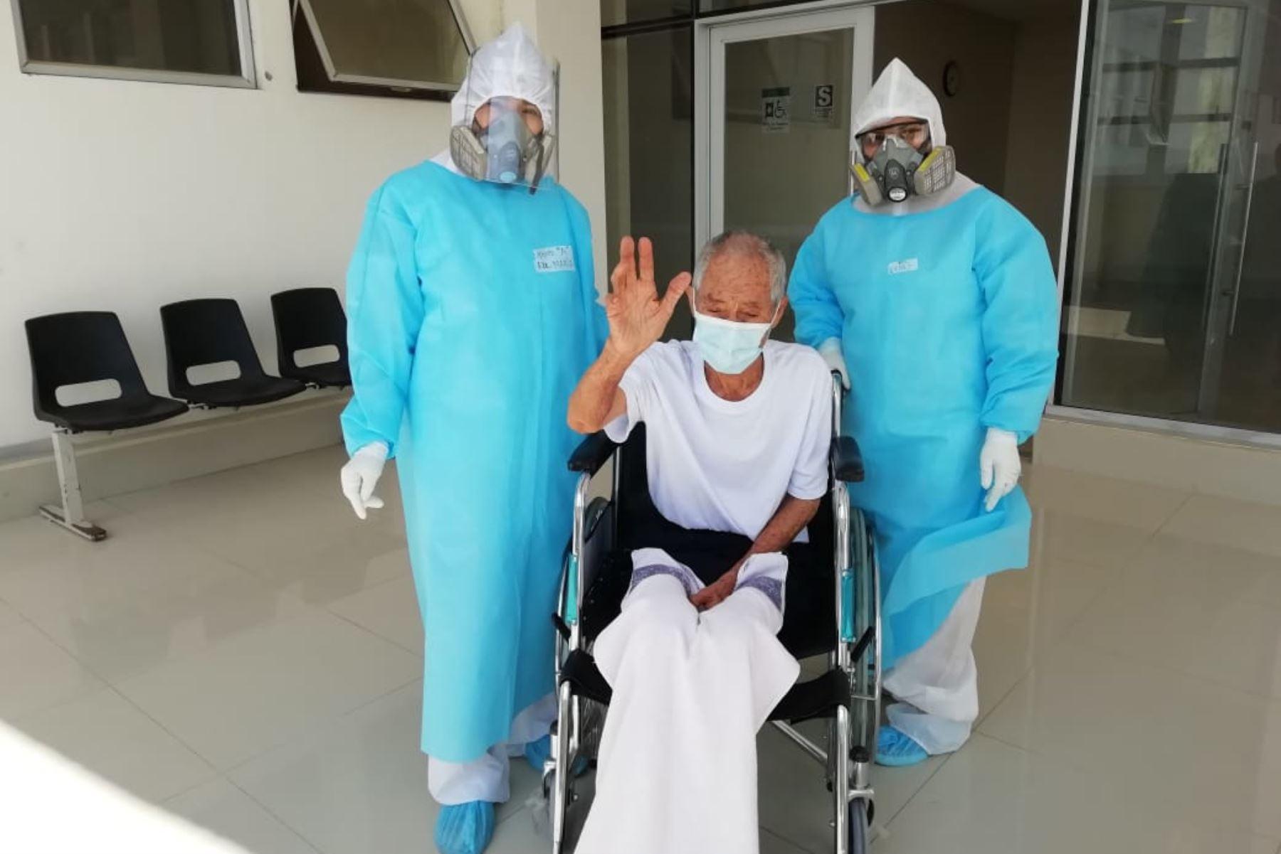 ¡La recuperación sigue firme! 7,695 pacientes vencieron al covid-19 en Tacna | Noticias