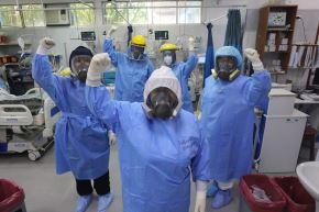 Loreto ya no reporta fallecidos por coronavirus desde el 22 de octubre y tampoco registra pacientes por esta enfermedad. ANDINA/Difusión