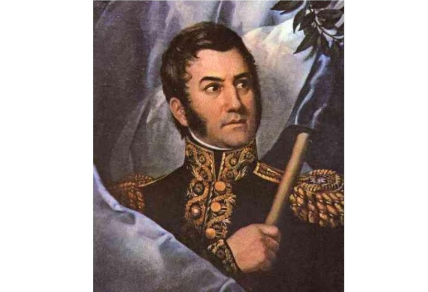 Así celebrará la Cátedra Bicentenario los 200 años del desembarco de la Expedición Libertadora del general José de San Martín en Pisco el 8 de setiembre de 1820.