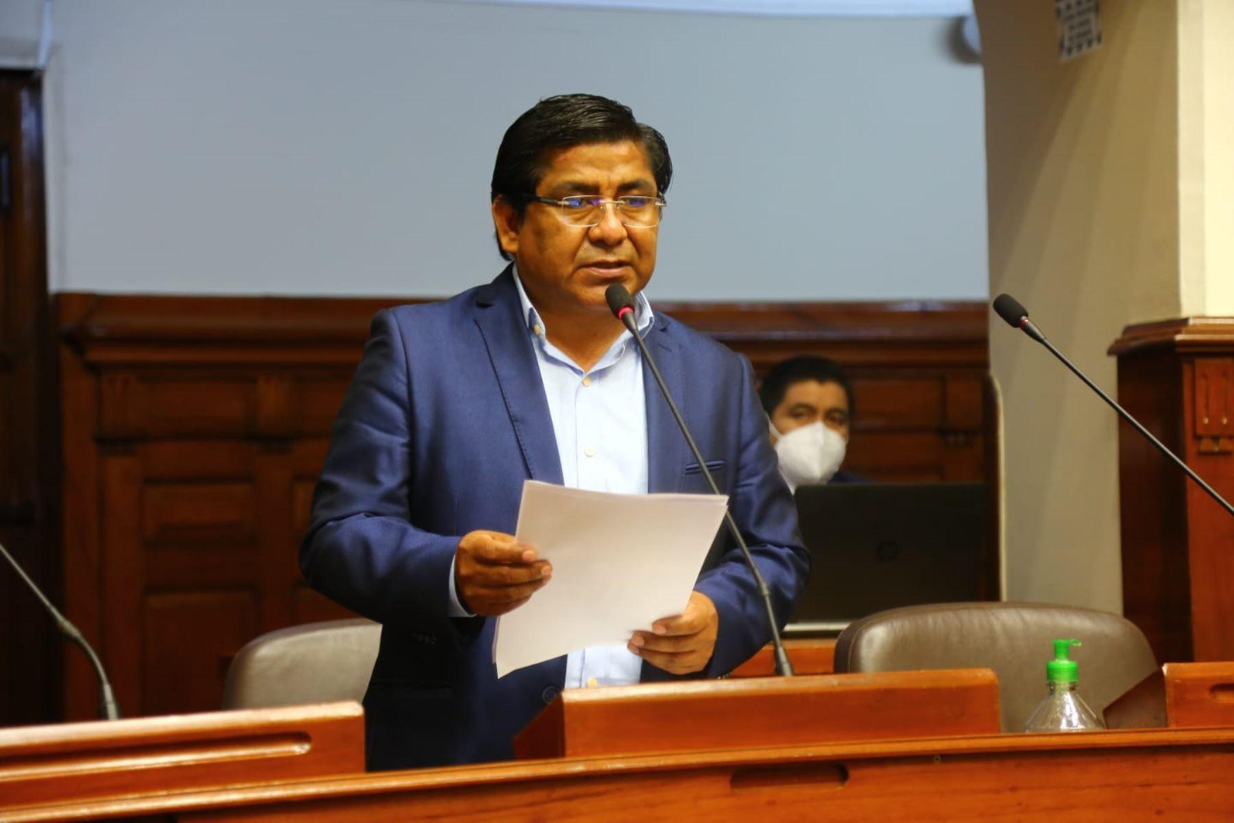 Somos Perú: Congreso debe tomar decisión con responsabilidad | Noticias