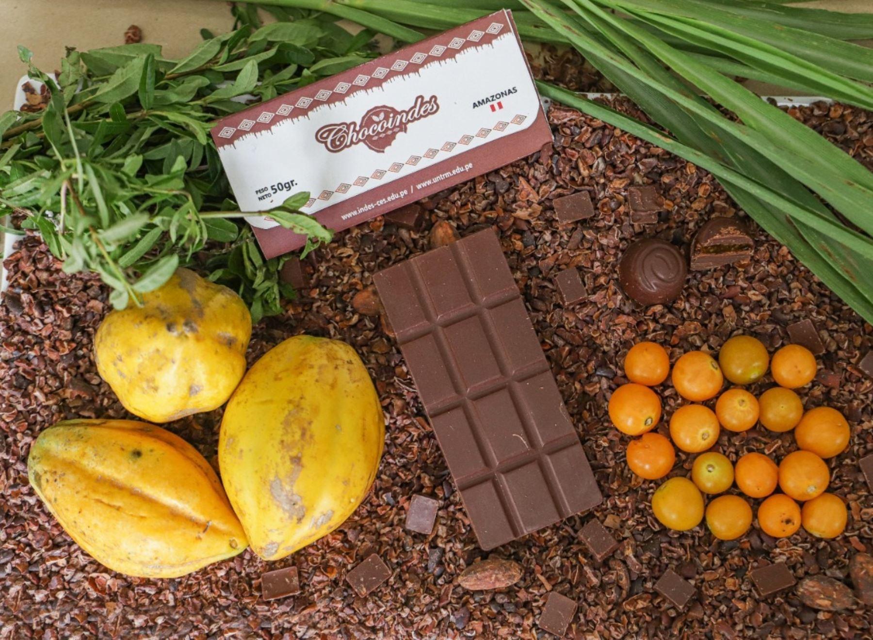 En el Día Nacional del Cacao y Chocolate, el Ministerio de Agricultura resalta el crecimiento sostenido de la producción de este cotizado fruto que tiene gran demanda en el mercado mundial. ANDINA/Difusión