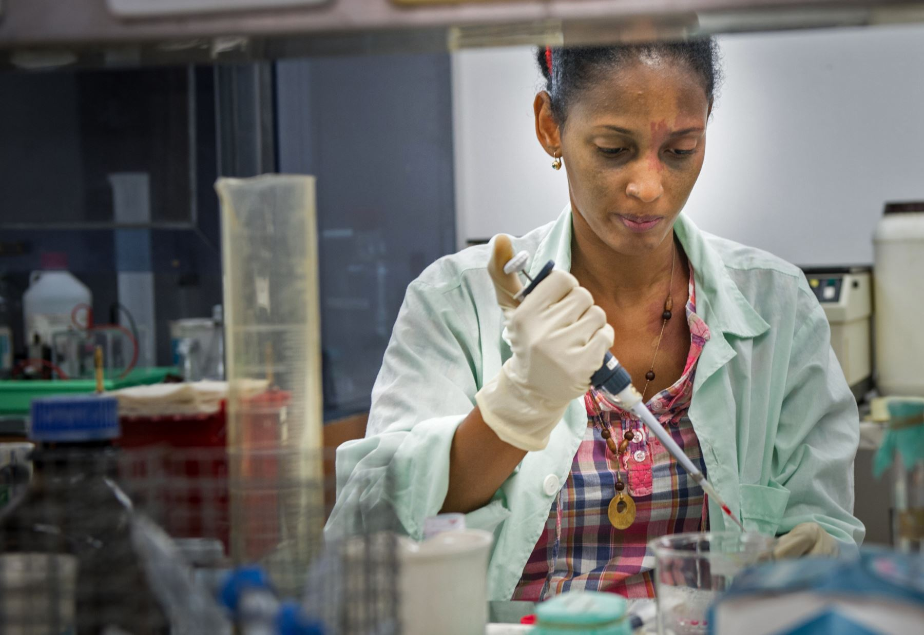 La más avanzada de América Latina — Vacuna cubana