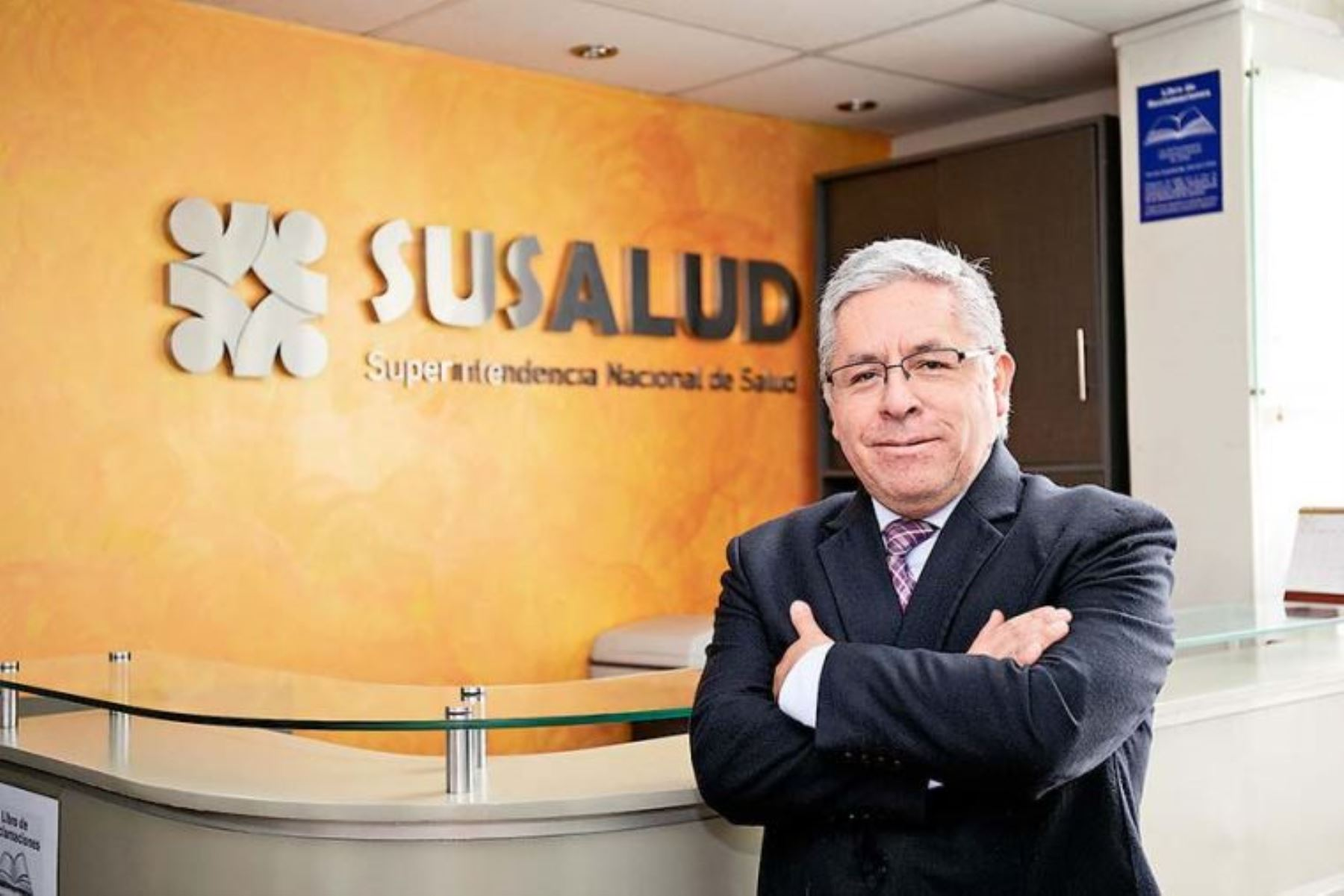 José Hamblett Villegas Ortega es gerente público y encabezó un equipo de Susalud, que en quince días encontró la alternativa para que el Minsa conociera en tiempo real el número de camas UCI de las que dispone, con el fin de atender a los pacientes que tienen covid-19.