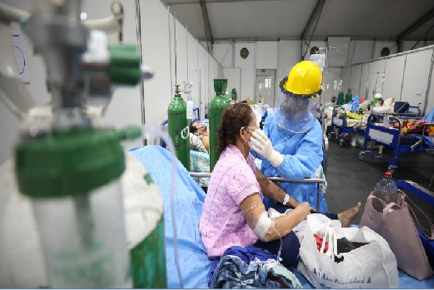 Coronavirus: 7,110 pacientes vencieron la enfermedad en Tacna | Noticias