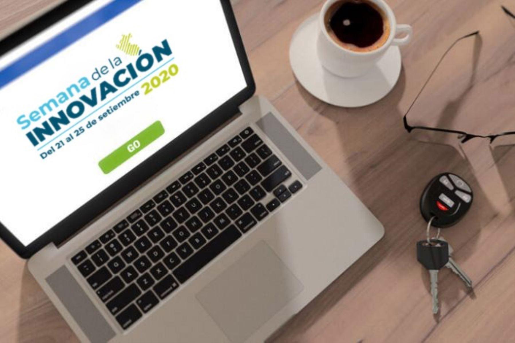 Concytec inaugura Semana Nacional de la Innovación que abordará situación sanitaria   Noticias